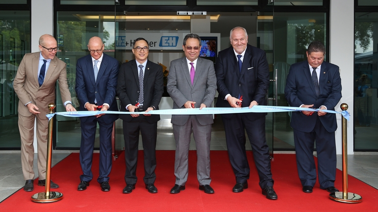 Endress+Hauser opens new building in Malaysia
